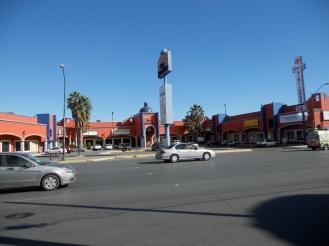 Ciudad Juárez, Chihuahua, Mexiko ©Jeanette Erazo Heufelder
